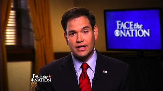 Rubio: Obama administration handling North Korea responsibly