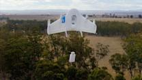 Google Joins the Drone-Delivery Bandwagon