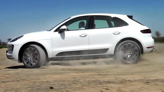 Can the Porsche Macan take on the Evoque and win?