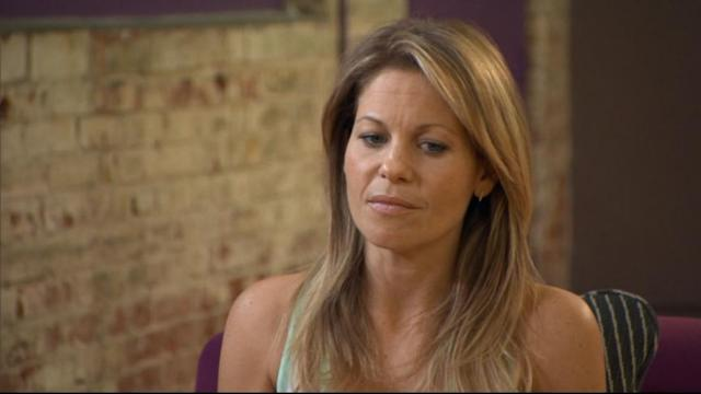 Candace Cameron Bure Says She's Cracking Under Pressure