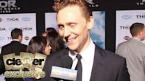 Tom Hiddleston Theorizes On Agent Coulson's Return