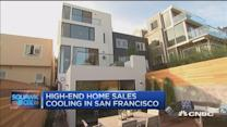 High-end home sales cool off in San Fran