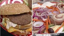 Which salads are worse for you than a Big Mac?