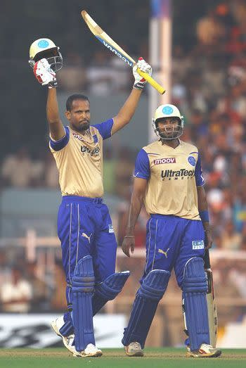 Yusuf Pathan is the only player in the 11-year long history of the Indian Premier League to score a century in a losing cause while batting second