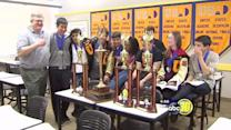 University High earns second consecutive Academic Decathlon title