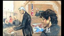 Defense Blames Marathon Bombing On Tamerlan Tsarnaev