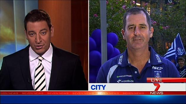 AFL analysis with Ross Lyon
