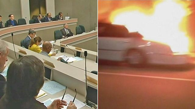 Limousine-safety bill passes state transportation committee