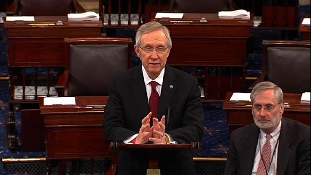 Reid compares Republicans to the New York Jets