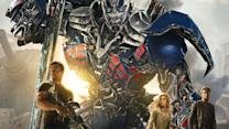 Transformers 4: Age Of Extinction World Premiere and Imagine Dragons Concert