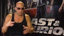 Talking 'Fast & Furious' with Vin Diesel and stars