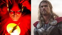 The Flash & Thor 3 Find Directors