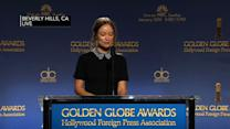Golden Globe nominees revealed