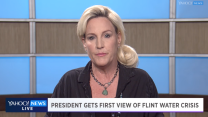 """Erin Brockovich says Obama administration has a """"great opportunity to leave a legacy"""" in Flint"""