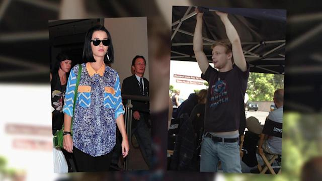 Katy Perry's Ex Johnny Lewis In Bizarre Death