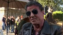The Expendables 3: Behind The Scenes Look (Featurette)