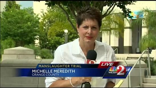 More tears at trial in Orlando manslaughter