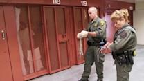 California inmates starve for more freedom