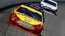 Final Laps: Logano ends winless streak at MIS
