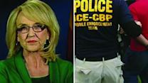 Gov. Brewer on ICE releasing illegal immigrants