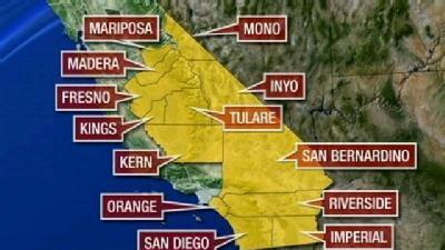Official Urges Plan To Split Up California