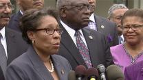 Black Caucus Express No Hard Feelings for Obama