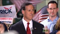 Rick Santorum Announces Another Run For White House