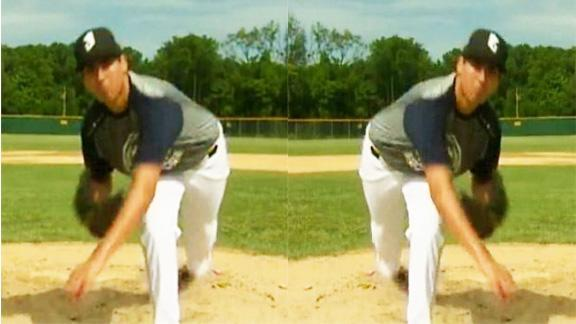 HS ace pitches 90 mph with both arms