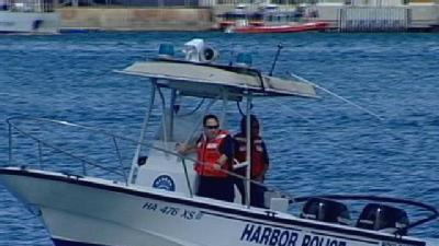 Harbor Police Working Without Firearms