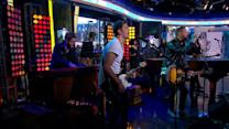 NEEDTOBREATHE Performs Live in Times Square