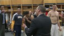 Vogel's Postgame Speech