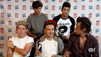 Yahoo! Music Exclusive Interview: One Direction