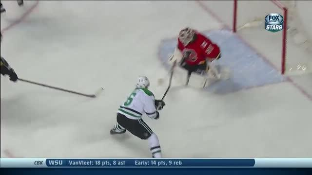 Ryan Garbutt's finishes off pretty passing