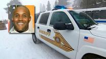 Heavy snow hampers manhunt for ex-officer