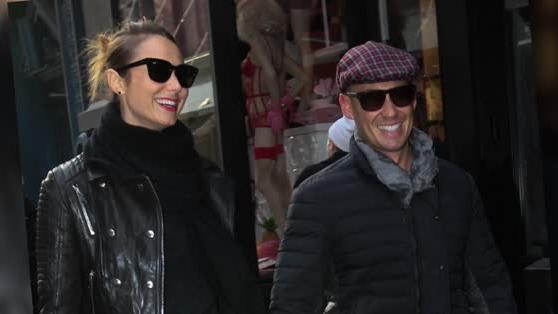 George Clooney's ex Stacy Keibler Marries Jared Pobre