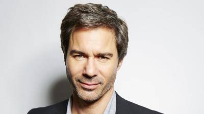 Eric McCormack Gives TV Viewers 'Perception'