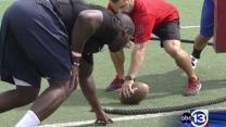 Texans' Whitney Mercilus preps for training camp