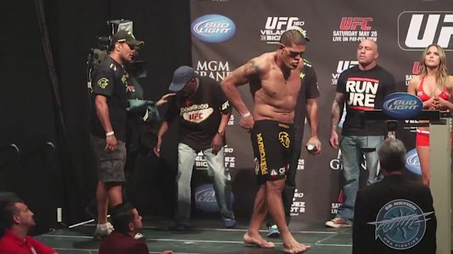 UFC 160 Weigh-Ins: Cain Velasquez vs. Bigfoot Silva
