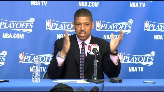 Kevin Johnson Takes Center Stage In Donald Sterling Saga