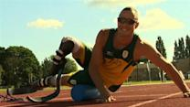 Olympic Double-Amputee Pistorius Arrested