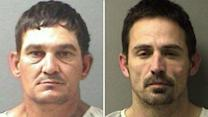 Inmates tamper with fence, escape prison