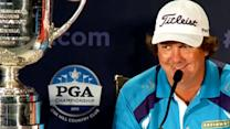 Jason Dufner Winner's Interview: On nerves, confidence and victory