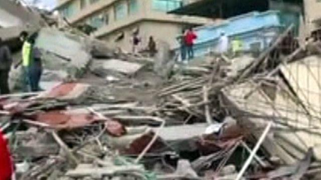 Around the World: Deadly building collapse in Tanzania