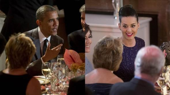 Barack Obama expresses love for Katy Perry