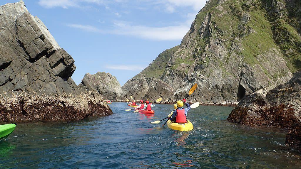 暑假小資旅行計畫-帆船體驗|圖片來源:Tripbaa!達人帶路