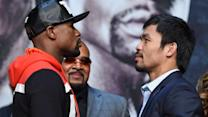Mayweather-Pacquiao: What It's Like to Be in Las Vegas