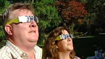 Solar Eclipse Draws Neighbors Together