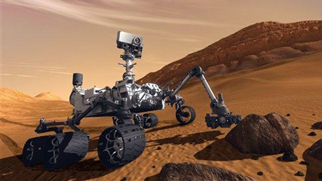 What to expect from Mars rover's historic mission