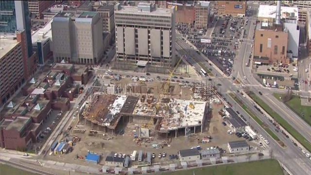 Wayne County Building Authority cancels jail construction contract