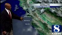 Check out your Sunday evening KSBW Weather Forecast 03 10 13